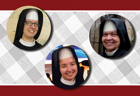 Religious Sisters at Sacred Heart Parish