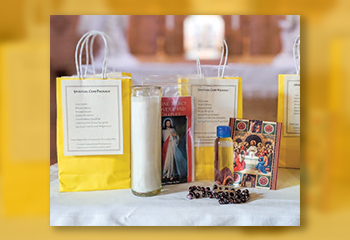 spiritual care packages